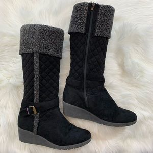 Tommy Hilfiger | Ariel Shearling Winter Boots